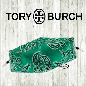 Authentic Tory Burch Face Mask